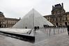 Pyramide du Louvre Neige (OMAR-MALO) Tags: paris hiver glacial