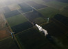 Virgin Balloon Flight (15 Oct 2011) (ST 251) Tags: virgin balloon flight hot air flying morning autumn october longstanton chatteris a141 cambridgeshire villages drains over willingham earith somersham