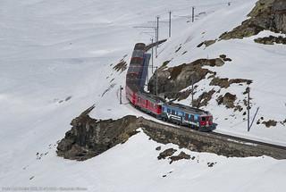 Passo del Bernina - ABe 4/4 53