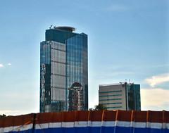 Plaza Sovereign (Ya, saya inBaliTimur (using album)) Tags: jakarta building gedung architecture arsitektur office kantor