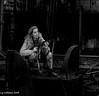 Look out (williams.stuart72) Tags: blackandwhite nikond3300 sigma1750 potrait pose wepon abandonedbuilding
