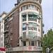 Immeuble de 1930 de l'ancienne concession française (Shanghai, Chine)