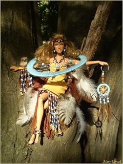 Soraya as Goddess of Dreams