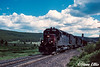 SP 7526 Tennesse Pass, CO July 1993 (steveellis12) Tags: sp southernpacific sd45 tennesseepass