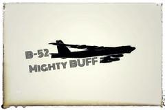 Minimalist art (BadGunman) Tags: unitedstates usa stratofortress b52h aviation canon art minimalist minimalistart airforce force air usaf bombing bomber mighty buff b52
