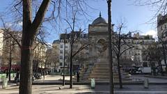 Paris spring 6 (Csaba923) Tags: paris metro subway galeries lafayette les halles