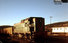 J629 A1509 Toodyay (RailWA) Tags: railwa philmelling westrail joemoir a1509 toodyay