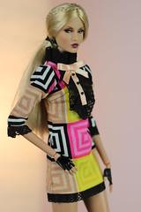 Nu Face Rayna Mad Love (Regina&Galiana) Tags: fashionroyalty integritytoys doll nuface rayna giselle lilith