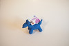 Dog Toy (PDX Bailey) Tags: blue white dog toy charming latex purple weird unconventional strange different