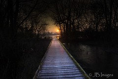 Walk into the light. (J.B.Images) Tags: beautiful bridge canon clear countryside calne chippenham country detail explore eos england focus interesting image is jbimages lumix lydiardpark nikon nature natural nice picturesque pretty panasonic royalwoottonbassett rural swindon tranquil wiltshire woodlands wildlife zoomed water walking walkway