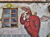 (shadowplay) Tags: mural greed capitalism oaxaca mexico texture