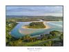 Mossy Point Views Australia (sugarbellaleah) Tags: mossypoint tomagoriver river inlet tide ocean water southcoast australia nsw eurobodalla waves jetty road lookout views pretty morning scenic landscape green aqua sky clouds drone aerial newsouthwales au