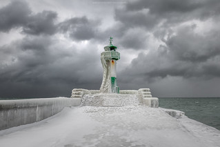 Lighthouse Sassnitz