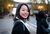いい思い出だけだ (postboxes) Tags: osaka japan people portrait girl japanese