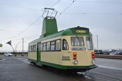 Blackpool Transport Brush Car 630 (Will Swain) Tags: blackpool 7th october 2017 tram trams light rail railway rails transport travel europe tramway north west coastal coast town lancs lancaster brush car 630