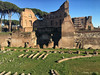 Palace of Domitian (libelle_journey) Tags: italy rome roman forum ancient building septimus severus ruins palace palatine