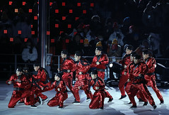 Ceremonia De Inauguracion PyeongChang 2018 24