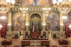 _05A0546editcropped (William_Doyle) Tags: harrisburg pennsylvania capitol building artwork historic history february 2018 senate house representatives