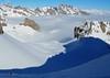 Ovronnaz Down 01 (David Roberts 01341) Tags: skitouring skiderandonnee offpiste horspiste switzerland suisse valais snow winter alps mountains cloud inversion