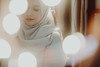 Fairy lights. (Januarain Photography) Tags: januarain photo photography flickr female girl asian asiangirl asianbeauty muslim muslimgirl hijab light fairy bokeh canon