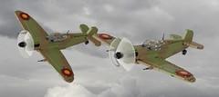 Superterrain Spitroaster (John Moffatt) Tags: lego digital designer basically spitfire but fat plane aircraft fighter propellor nyeoom tom hardy
