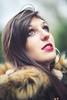 Elodie : Portrait : Nikon D4 : Nikkor 105 mm F2 DC AF-D : Bokeh king (Benjamin Ballande) Tags: elodie portrait nikon d4 nikkor 105 mm f2 dc afd bokeh king