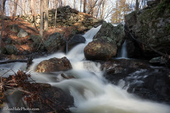 6-watermark-L (Brian M Hale) Tags: rutland ma mass massachusetts newengland new england usa outdoors outside water fall falls waterfall nature river stream long exposure breakthrough filters brian hale brianhalephoto