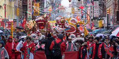 NYC Chinatown Lunar New Year Parade 2018, Year of the Dog (dansshots) Tags: lunarnewyearparade lunarnewyear lunarnewyear2018 yearofthedog yearofthedog2018 chinatown chinatownnyc chinesenewyear chinatownnewyorkcity lunarnewyearcelebration dansshots nikon nikond750 70200mm nyc newyorkcity downtownnyc iloveny red yellow celebration celebrations chinatowncelebration