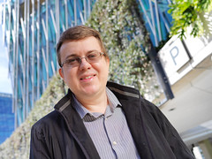 Troy Bruggermann (QUT Science and Engineering Faculty) Tags: aerospaceengineering aerospace engineering electrical electronic staff profile portrait qut eecs computer science dr senior research fellow