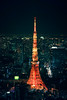 Sleepless night (bdrc) Tags: 85mm alpha alphauniverse asdgraphy asia city cityscape f18 hills holiday japan night prime roppongi sel85f18 shorttele sony sonyalpha sonyimages sonyphotography tokyo tokyotower tower travel trip urban winter