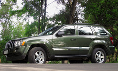 Jeep Grand Cherokee Limited 3.0 CRD 2007 (RL GNZLZ) Tags: jeep grandcherokee 4x4 4wd cherokeediesel limited 30 crd 2007
