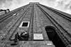 Guardian (Arman Tezcan) Tags: venice tower book italy venezia venedig blackandwhite portraitblackandwhite streetphotography streetpeople