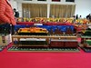 Winter Bricks 5 (Claudio Calzoni) Tags: moc lego train diorama engine vagon bricks carriage rail