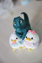 [ADAW 4] Baby Croco (SunShineRu) Tags: impldoll crocodile bjd doll ball jointed animal ufufy disney