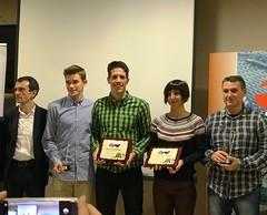 gala Triatlón Aragonés David Huertas mejor deportista 2017 4