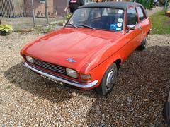 1976 Austin Allegro (Alpus) Tags: austin allegro rare car british leyland uk august 2016