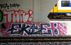 graffiti amsterdam (wojofoto) Tags: amsterdam graffiti streetart netherland nederland holland wojofoto wolfgangjosten tar ekte