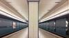 Aidenbachstraße (AxelN) Tags: symmetrie münchen aidenbachstrase deutschland underground symmetry germany bavaria symmetrisch symmetric bayern ubahn munich