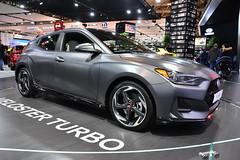2019 Hyundai Veloster Turbo (Matthew P.L. Stevens) Tags: 2018 canadian international auto show toronto car 2019 hyundai veloster turbo