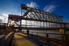 The ASB Bridge (KC Mike Day) Tags: armour swift burlington architecture design sunset riverfront missouri river berkleyriverfront trail