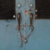 Forsaken (tisatruett) Tags: forsaken abandoned door lock underlockandkey boarded locked rust old