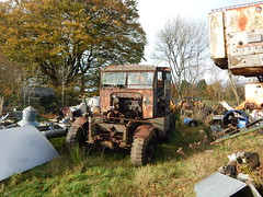 The Final Stages of Exploring! (Jonny1312) Tags: lorry truck scammell explorer scammellexplorer killyless cullybackey scrap rust ballymena