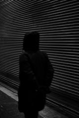 Night Walker (gordgibbs) Tags: victoriabc street night solo shadow