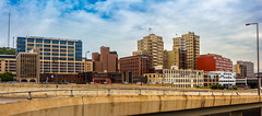 Downtown Duluth (Eridony (Instagram: eridony_prime)) Tags: duluth saintlouiscounty minnesota downtown skyline pano panorama