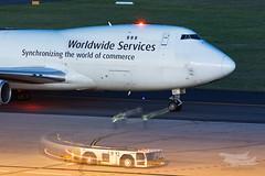 N581UP 5X B747F 34L YSSY-3090 (A u s s i e P o m m) Tags: mascot newsouthwales australia au ups 5x boeing b747f syd yssy sydneyairport