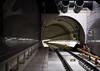 2018_Jan_NZLijn-876 (jonhaywooduk) Tags: subway amsterdam design architecture tunnel rokin vizelgraacht turnstile escalator