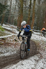 DSC_0060 (sdwilliams) Tags: cycling cyclocross cx misterton lutterworth leicestershire snow