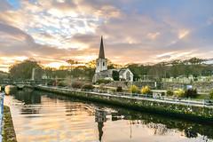 Glenarm Co. Antrim (sp.scallon@live.co.uk) Tags: glenarm coantrim northernireland nikond7100 sunset