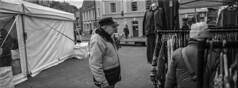Old Timer (Chris.Moakes) Tags: film analogue analog xpan hassleblad fuji tx2 panoramic street falmouth uk chris moakes