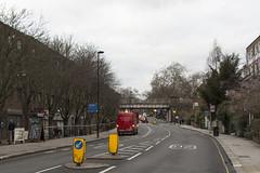 Highgate Road, NW5 (Tetramesh) Tags: tetramesh london england britain greatbritain gb unitedkingdom uk localhistory nowandthen thenandnow pastandpresent oldlondon lostlondon presentandpast londonpastandpresent londonnowandthen londonthenandnow londonpast socialhistory uklocalhistory londonlocalhistory
